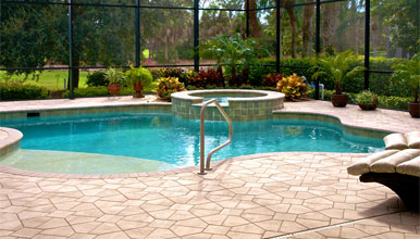 Pool Deck Resurfacing Tallahassee