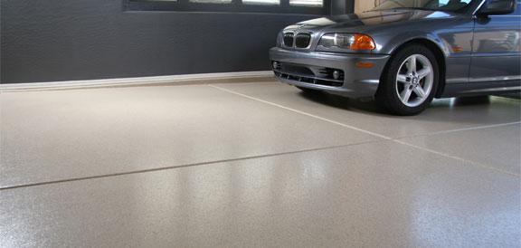 Tallahassee Garage Floor Epoxy