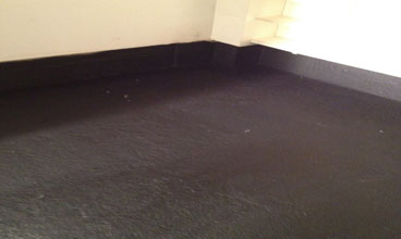 RUBBER FLOOR COATING