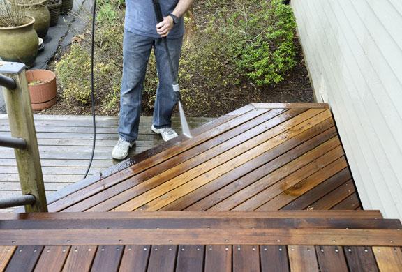Wood Restoration